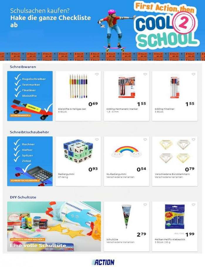 Cool2 School . Action (2019-09-03-2019-09-03)
