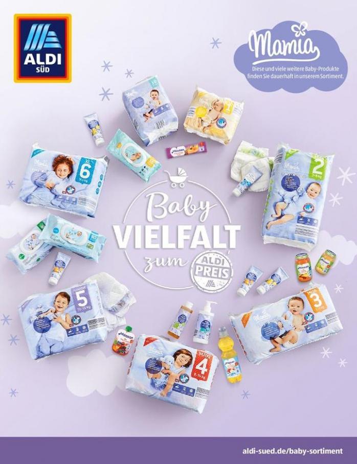 Baby VIELFALT . Aldi Süd (2019-09-07-2019-09-07)
