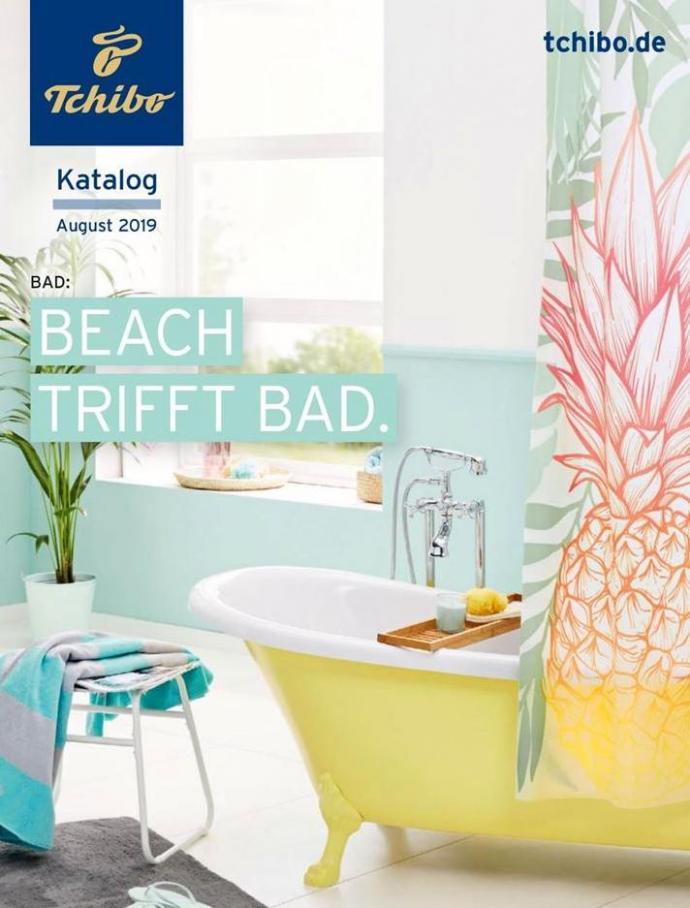 Katalog August  . Tchibo (2019-08-31-2019-08-31)