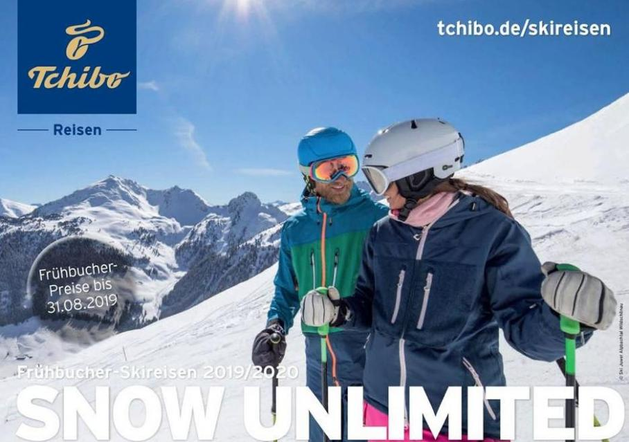 SNOW UNLIMITED . Tchibo (2019-09-01-2019-09-01)