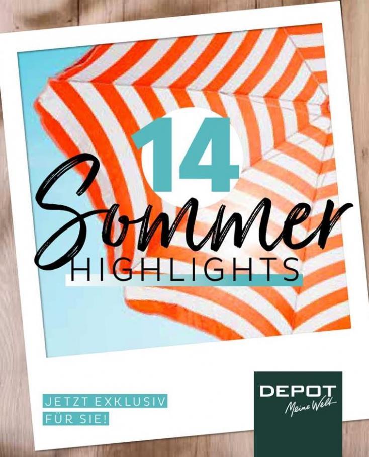 Summer Highlights . Depot (2019-08-31-2019-08-31)