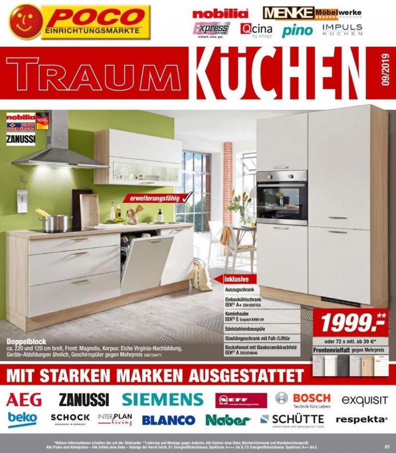 Traum Küchen . Poco (2019-12-08-2019-12-08)