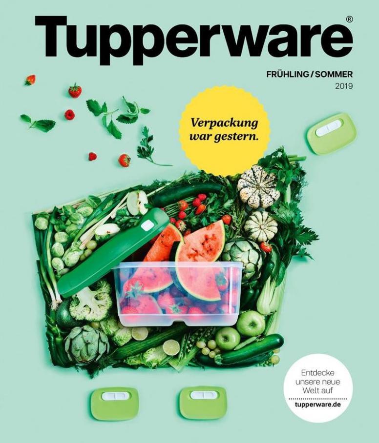 Katalog Frühjahr/Sommer 2019 . Tupperware (2019-09-20-2019-09-20)