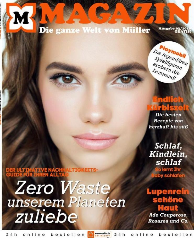 Magazin . Müller (2019-09-30-2019-09-30)