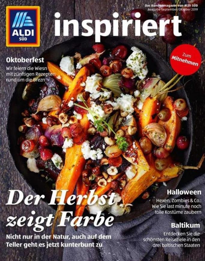inspiriert . Aldi Süd (2019-10-31-2019-10-31)