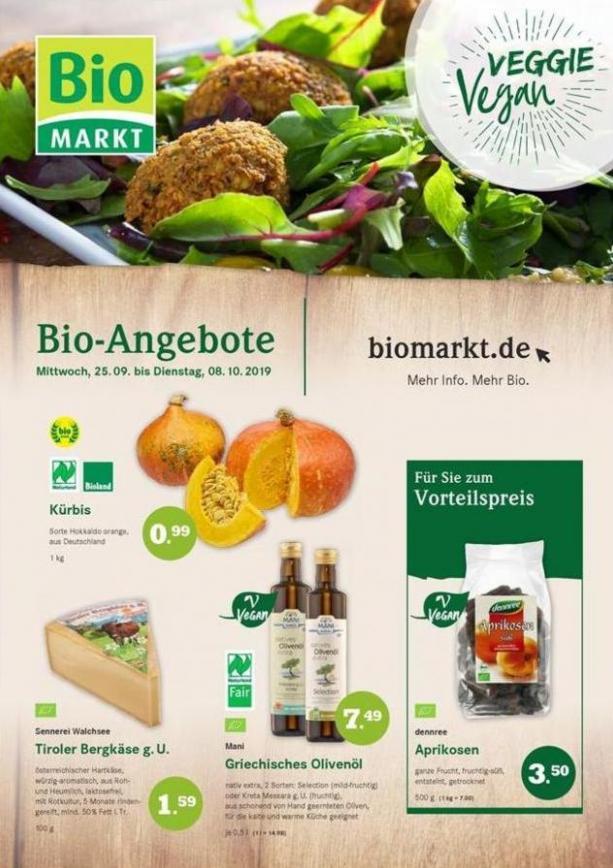 Bio-Angebote . BioMarkt (2019-10-08-2019-10-08)
