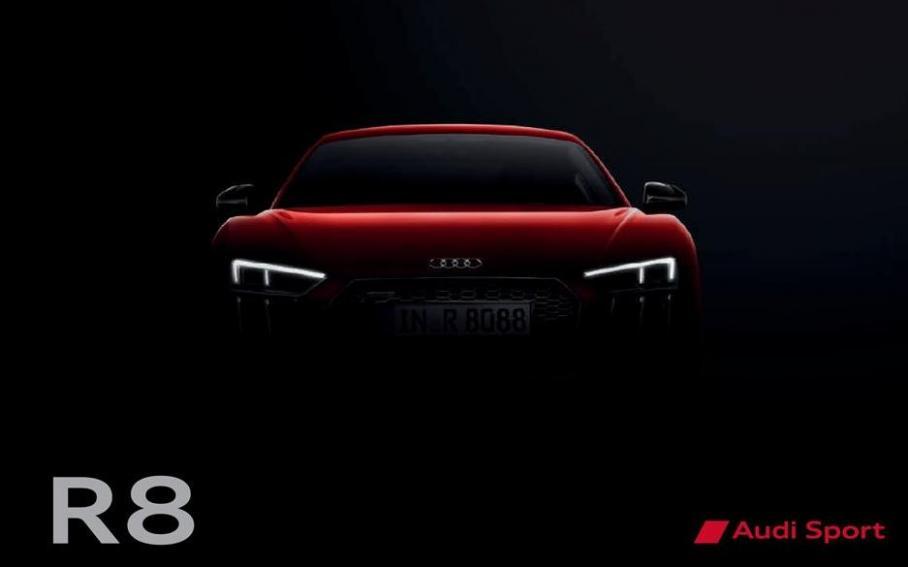 Audi R8 . Audi (2019-12-31-2019-12-31)