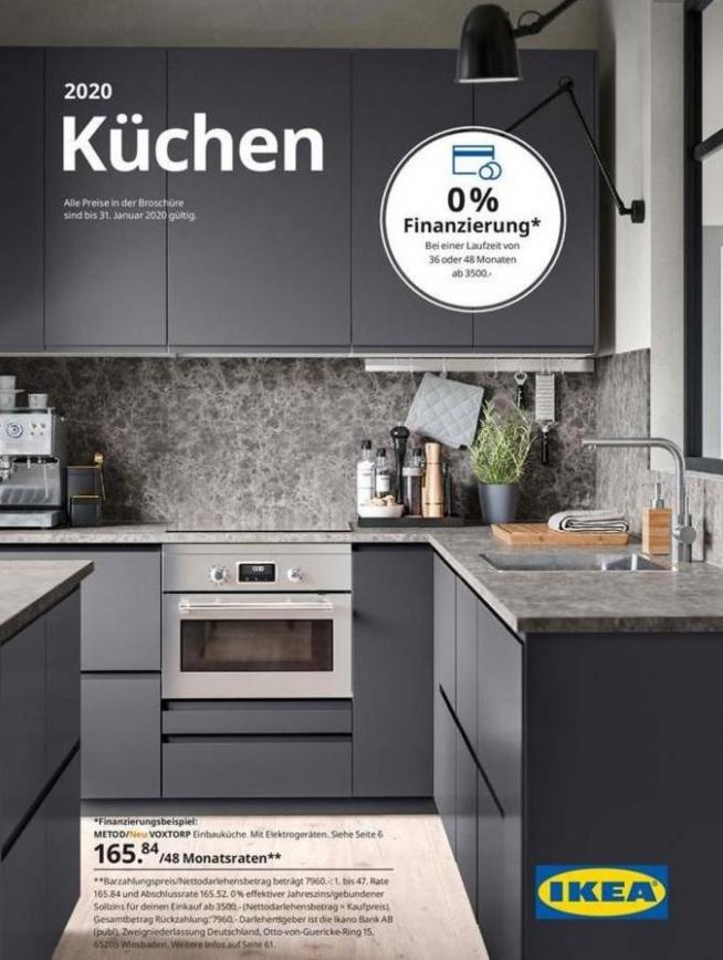 2019 Küchen . IKEA (2020-01-31-2020-01-31)