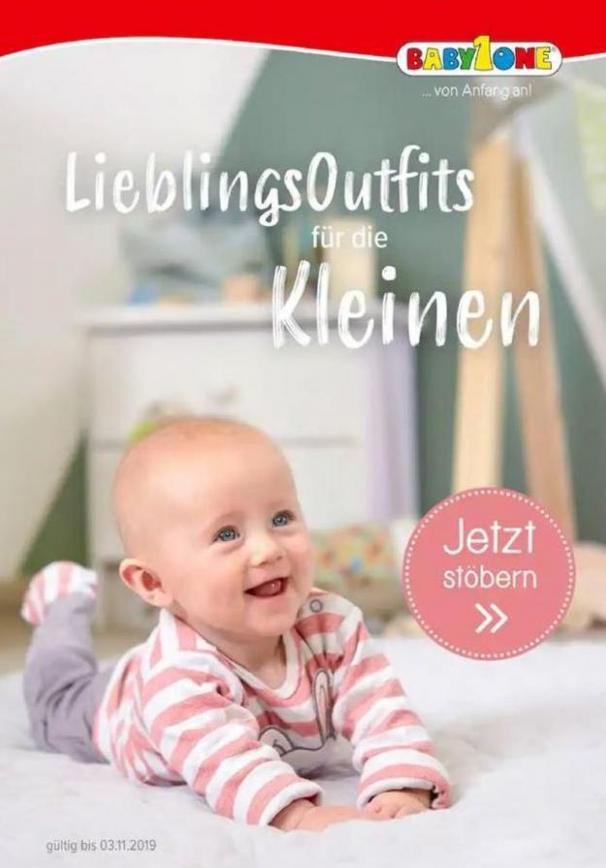 LieblingsOutfits für den Kleinen . BabyOne (2019-11-03-2019-11-03)