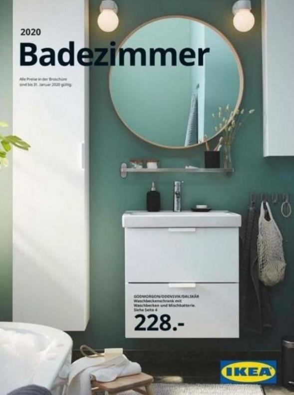 2019 Badezimmer . IKEA (2020-01-31-2020-01-31)