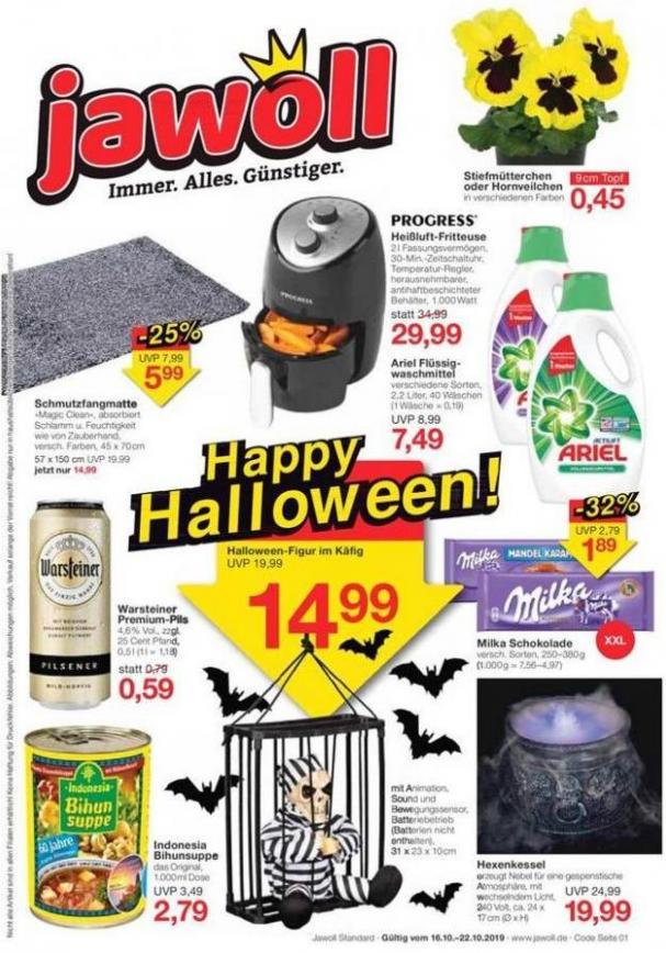 Happy Halloween!  . Jawoll (2019-10-22-2019-10-22)