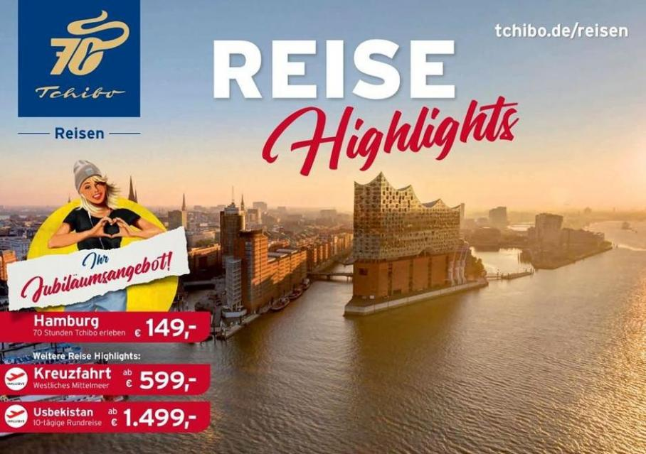 REISE Highlights . Tchibo (2019-10-31-2019-10-31)