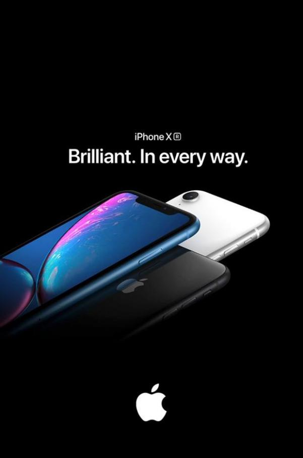 iPhone XR . Apple Store (2019-11-24-2019-11-24)