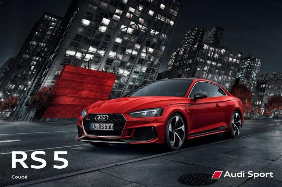 Audi RS 5 Coupe . Audi (2019-12-31-2019-12-31)