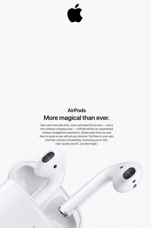 AirPods & Apple Watch . Apple Store (2020-01-13-2020-01-13)