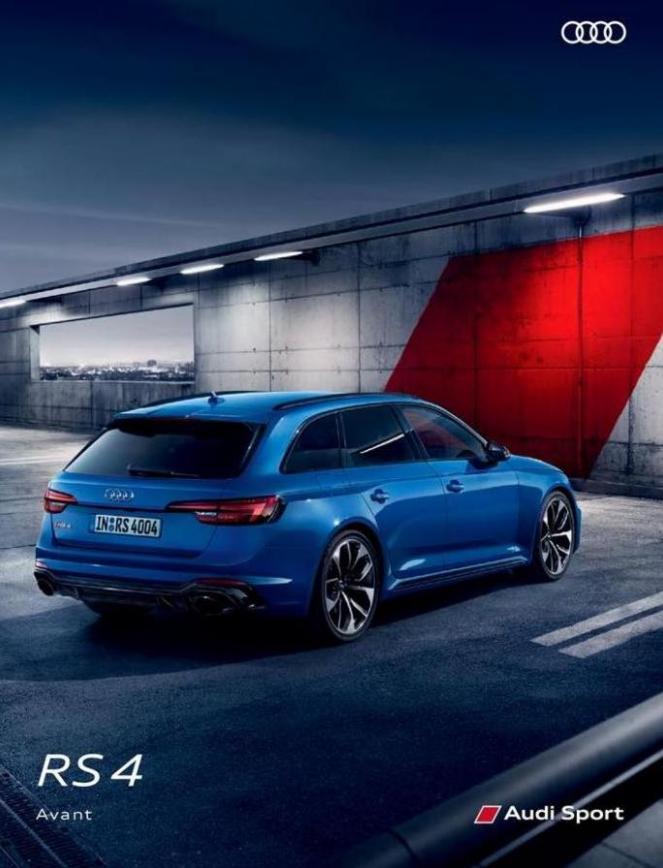 Audi RS 4 Avant . Audi (2019-12-31-2019-12-31)