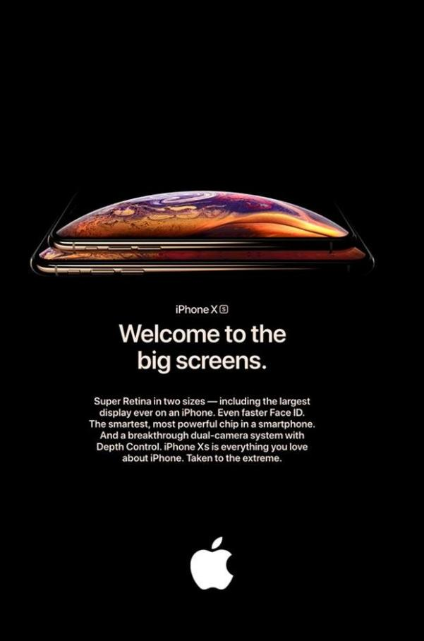 iPhone Xs . Apple Store (2019-11-30-2019-11-30)