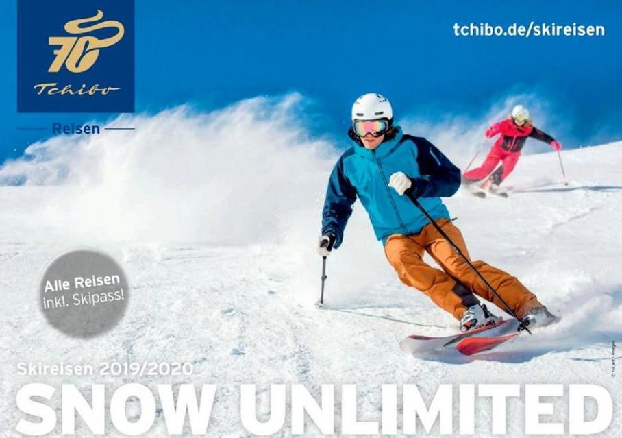 Skireisen 2019/2020 . Tchibo (2019-10-31-2019-10-31)