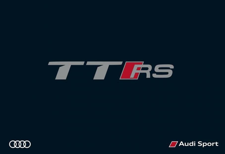 Audi TT RS . Audi (2019-12-31-2019-12-31)