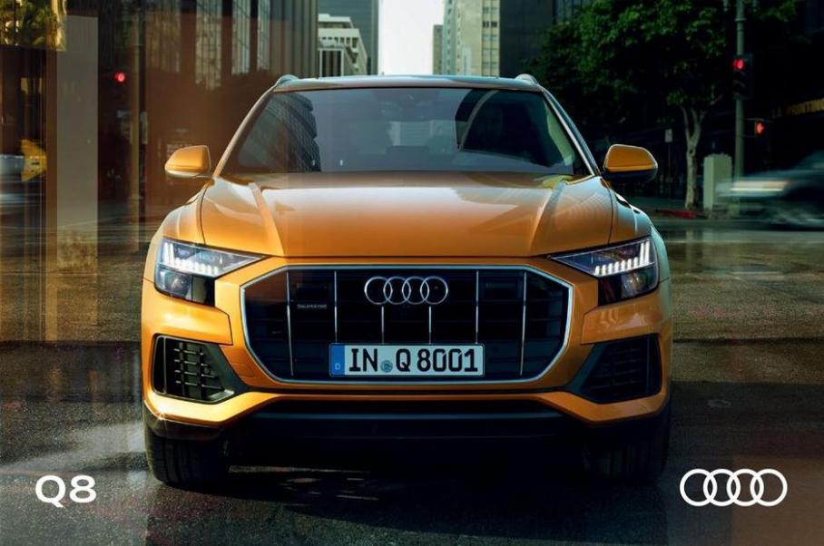 Audi Q8 . Audi (2019-12-31-2019-12-31)