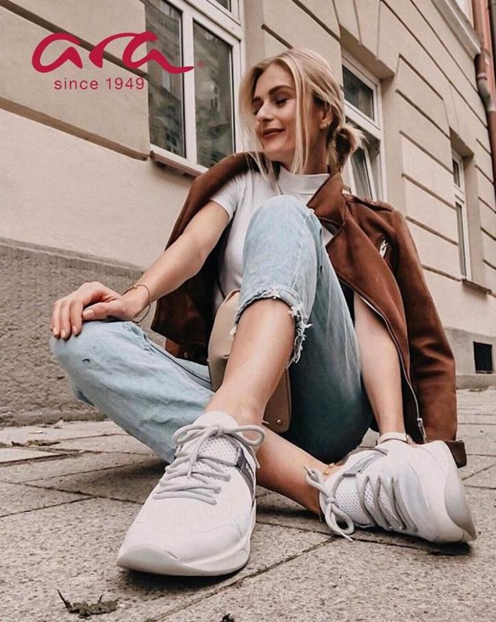 LookBook . Ara Schuhe (2019-10-15-2019-10-15)