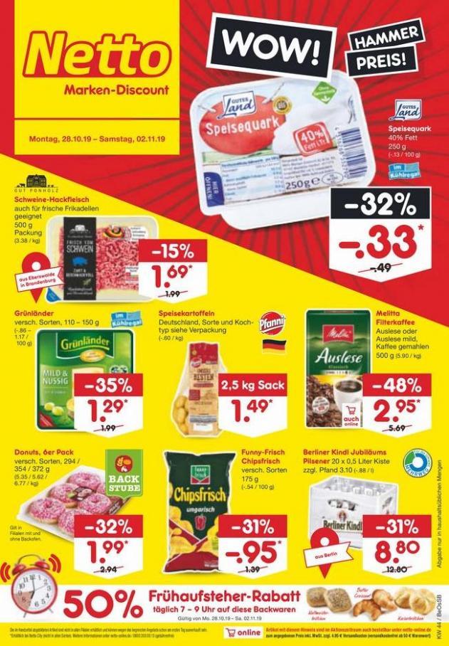 Folder Netto Marken-Discount . Netto Marken-Discount (2019-11-02-2019-11-02)