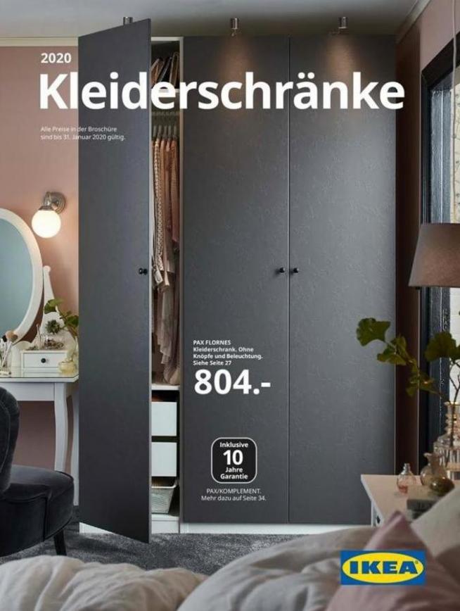 2019 Kleiderschränke . IKEA (2020-01-31-2020-01-31)