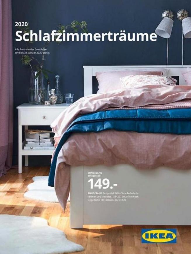 2019 Schlafzimmerträume . IKEA (2020-01-31-2020-01-31)