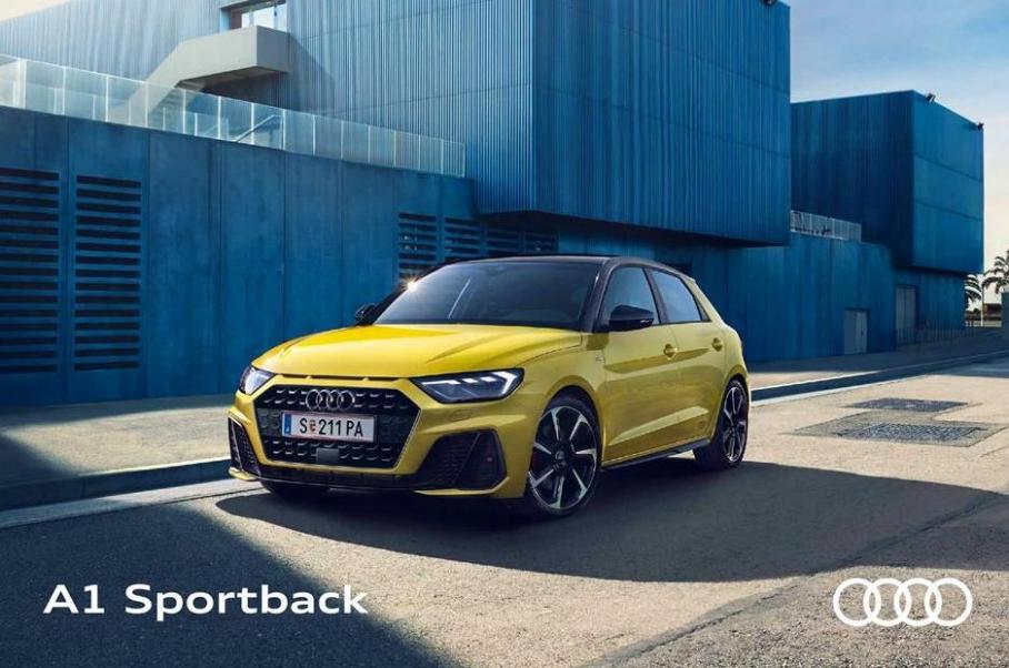 Audi A1 Sportback . Audi (2019-12-31-2019-12-31)