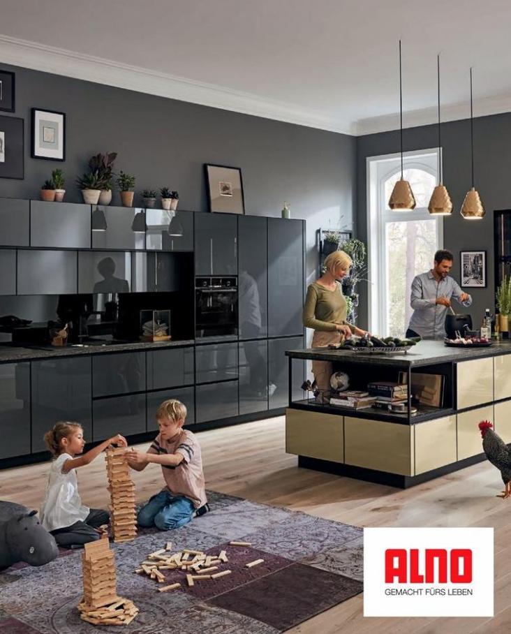Küchen Journal 2020 . alno Küchenwelten (2020-03-31-2020-03-31)
