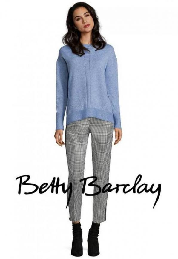 New Collection . Betty Barclay (2019-12-20-2019-12-20)