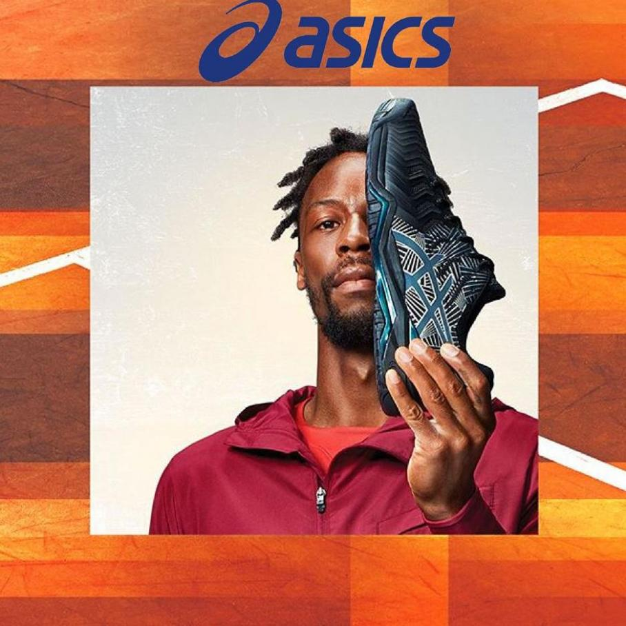 New collection . Asics (2019-12-13-2019-12-13)