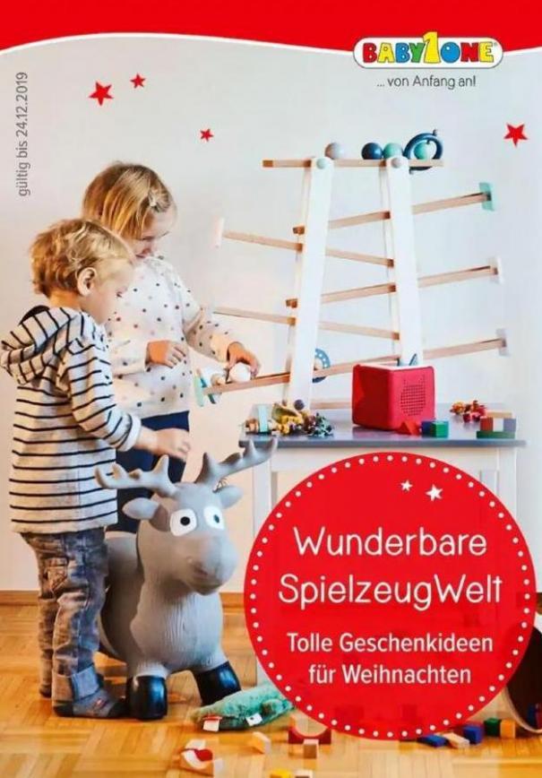 Wunderbare SpielzeugWelt . BabyOne (2019-12-24-2019-12-24)