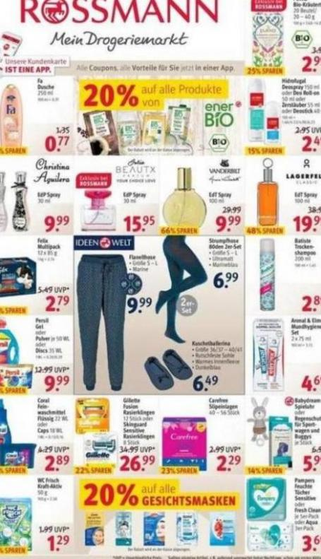 Mein Drogeriemarkt . Rossmann (2019-11-08-2019-11-08)
