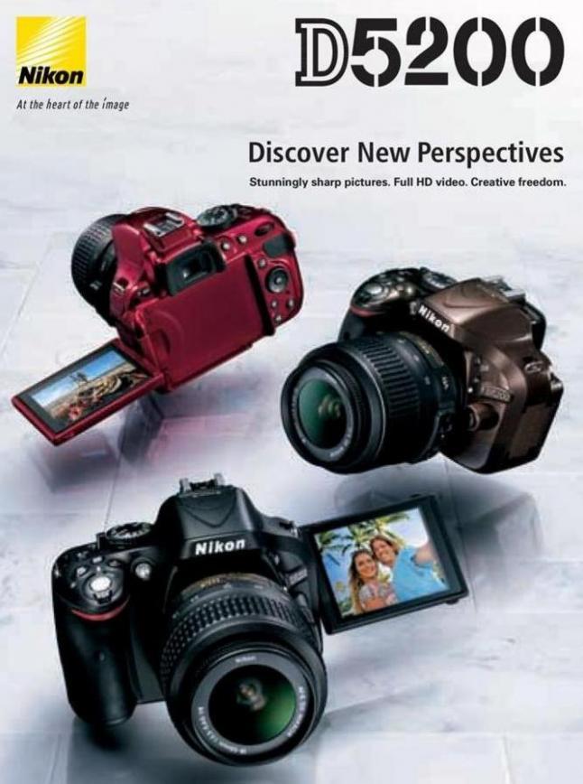 D5200 Brochure . Canon (2019-12-31-2019-12-31)