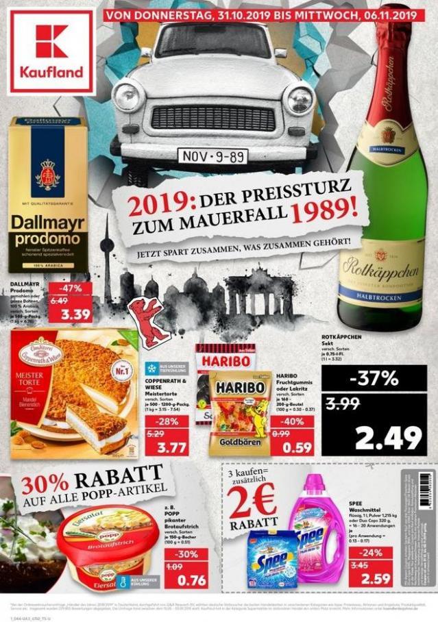 Angebote Kaufland . Kaufland (2019-11-06-2019-11-06)
