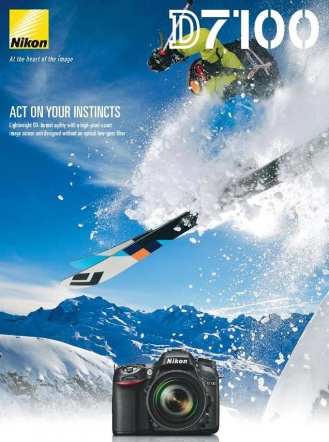 D7100 Brochure . Canon (2019-12-31-2019-12-31)