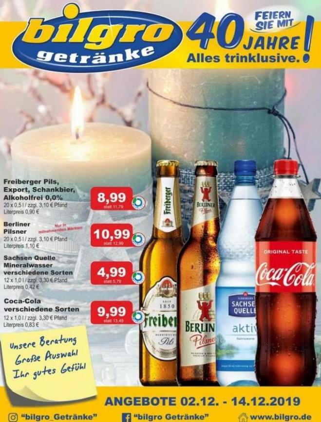 Bilgro flugblatt . Bilgro (2019-12-14-2019-12-14)