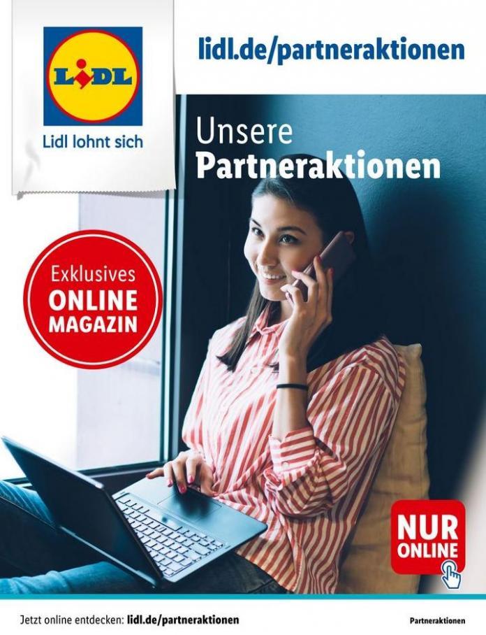 Unsere Partneraktionen . Lidl (2019-12-31-2019-12-31)
