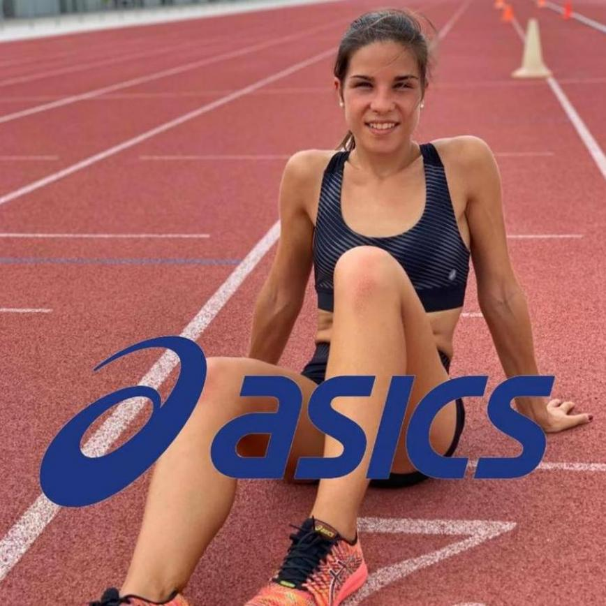 Running collection . Asics (2020-01-18-2020-01-18)