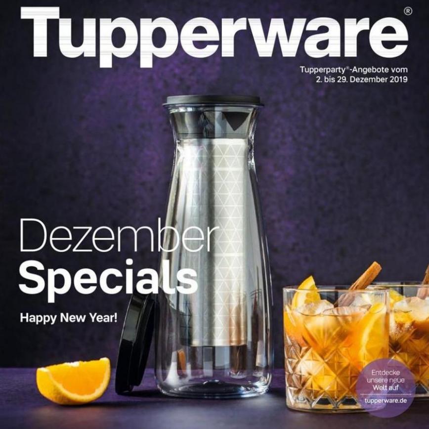 Dezember Specials . Tupperware (2019-12-29-2019-12-29)
