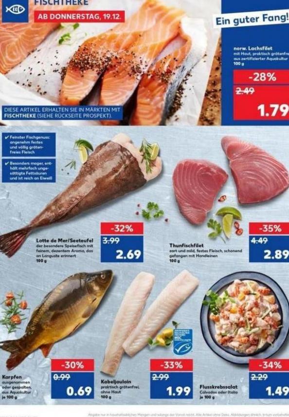 Angebote Kaufland . Kaufland (2019-12-24-2019-12-24)