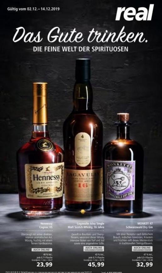 Das Gute trinken . real (2019-12-14-2019-12-14)