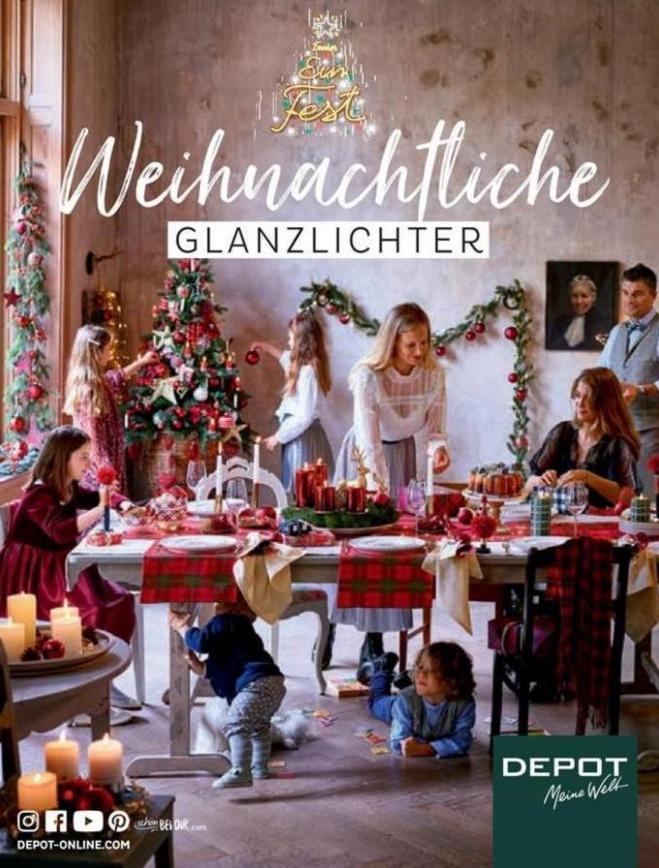 Weihnachtliche Glanzlichter . Depot (2019-12-31-2019-12-31)