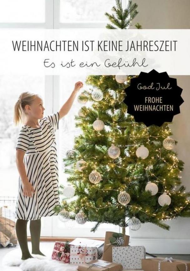 XMAS . Dänisches Bettenlager (2019-12-31-2019-12-31)