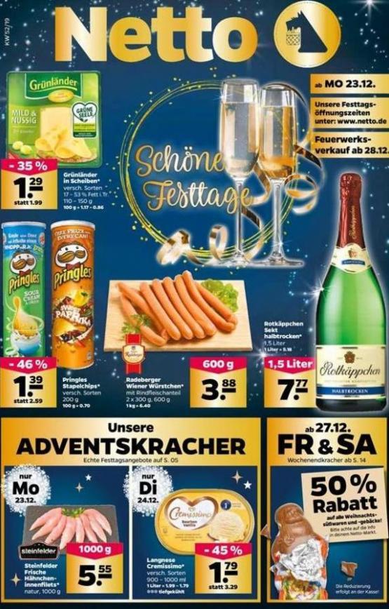 Schöne Festtage . Netto (2019-12-28-2019-12-28)