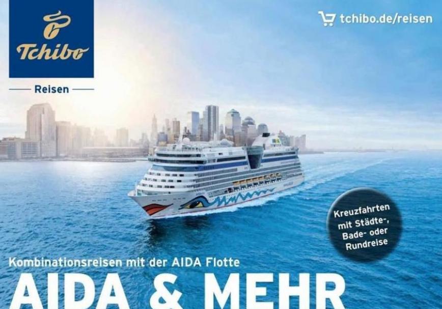 Aida& Mehr . Tchibo (2019-12-31-2019-12-31)