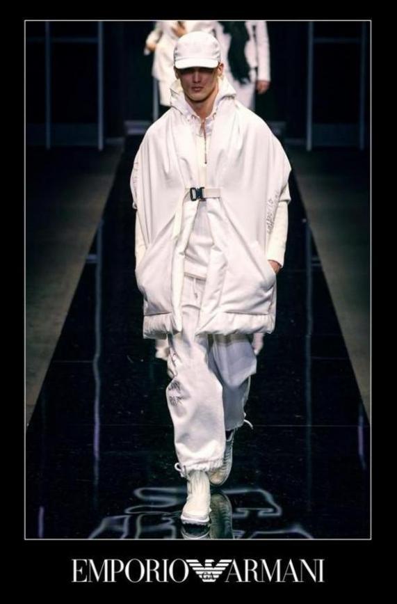 Menswear . Armani (2020-02-11-2020-02-11)