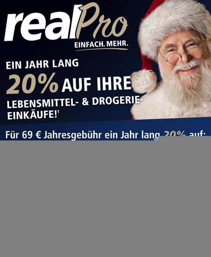 realPro Einfach. Mehr. . real (2019-12-28-2019-12-28)