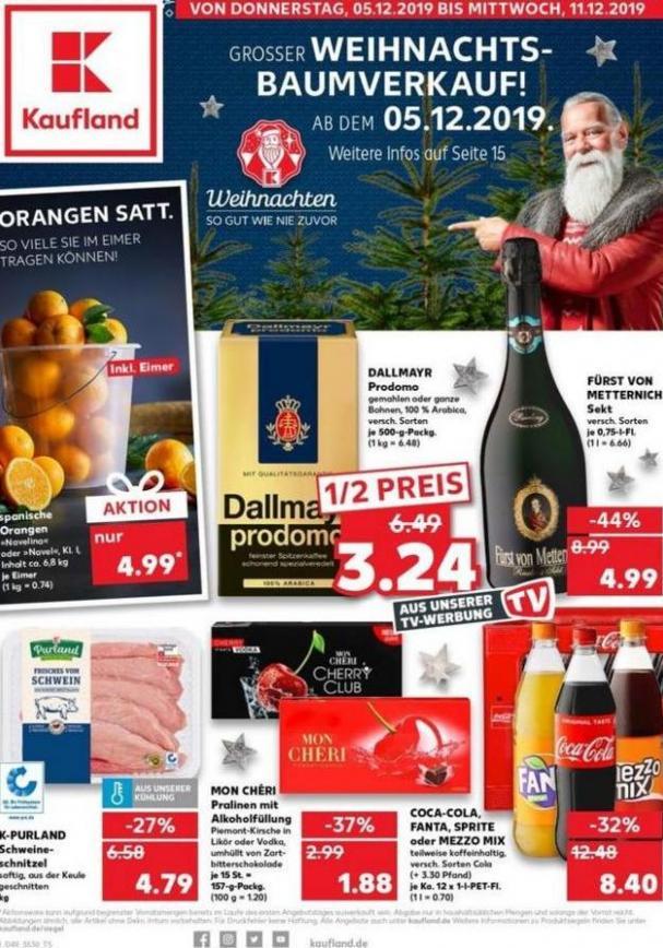Angebote Kaufland . Kaufland (2019-12-11-2019-12-11)